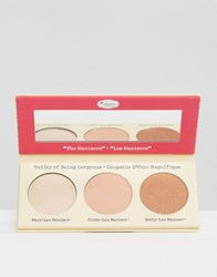 Thebalm The Manizer Sisters Luminizing Collection Luminizing Multi