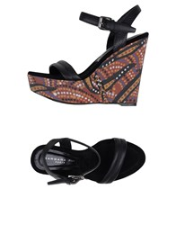 Barbara Bui Footwear Sandals Women Black