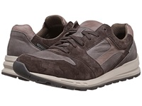 Mephisto Trail Dark Grey Suede Graphite Dark Taupe Steve Men's Lace Up Casual Shoes Brown