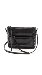 Botkier Warren Cross Body Bag Black