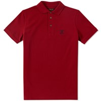 Barbour Joshua Polo Red