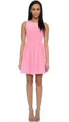 Shoshanna Abigail Dress Rose