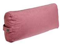 Manduka Lightweight And Supportive Rectangular Yoga Bolster Thunder Athletic Sports Equipment Multi