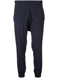 Scanlan Theodore Low Rise Harem Trousers Grey