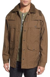 Men's Filson Water Repellent Jacket With Removable Hood