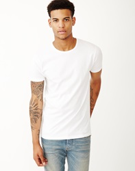 Edwin Double Pack T Shirt White