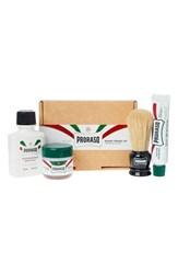 C.O. Bigelow Crabtree And Eveyn Proraso Shave Travel Kit