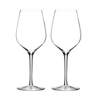 Waterford Elegance Sauvignon Blanc Wine Glasses Set Of 2