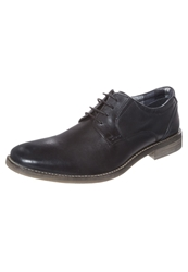 S.Oliver Casual Laceups Schwarz Black