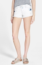 Generra Denim Shorts Acid Wash
