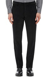 Cifonelli Men's Cotton Corduroy Trousers Black