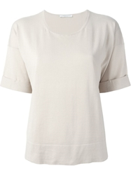 Lamberto Losani Short Sleeve Sweater
