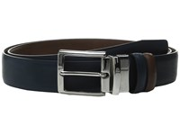 Bugatchi Venice Chocolate Men's Belts Brown