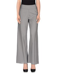 Almeria Trousers Casual Trousers Women Grey