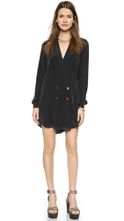 Stone Cold Fox Rex Blazer Dress Black