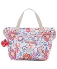 Kipling Maxwell Tote Summer Dream