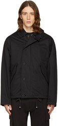 Helmut Lang Black Flight Jacket