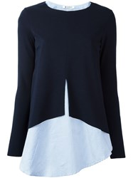Dondup 'Boothbay' Jumper Blue