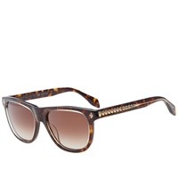 Alexander Mcqueen Sunglasses Am0023s Brown