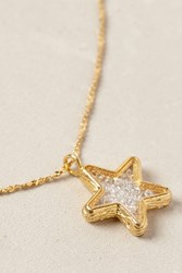 Catherine Weitzman North Star Necklace Gold