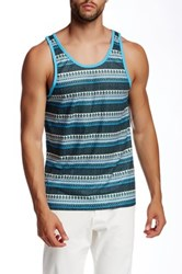 Parke And Ronen Ravi Tank Blue