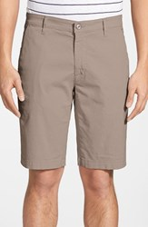 Ag Jeans Men's 'Griffin' Chino Shorts Wood Ash