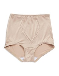 Bali Plus Light Panel Briefs Two Pack Nude