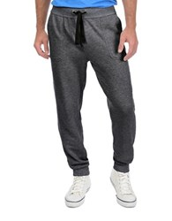 2Xist Terry Sweatpants Black