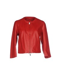 Hope Collection Coats And Jackets Jackets Women Red