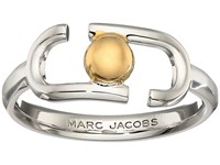 Marc Jacobs Icon Ring Silver Multi Ring