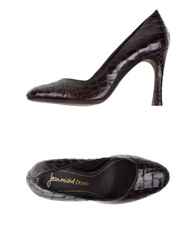 Jean Michel Cazabat Pumps Dark Brown