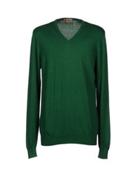 Roy Rogers Roy Roger's Sweaters Emerald Green