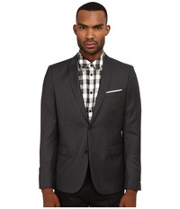 The Kooples Fitted Tailor Super 100 Blazer