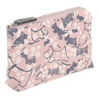 Radley Cherry Blossom Dog Small Pouch Pink