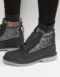 Cayler And Sons Hibachi Boots Black