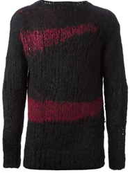Junya Watanabe Comme Des Garcons Man Men's Sweater Black