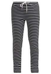 All About Eve Carlos Tracksuit Bottoms Black White