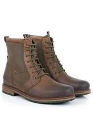 Barbour Whitburn Chelsea Boots Brown