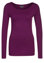 Zalando Essentials Long Sleeved Top Purple