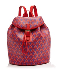Liberty London Liberty Of London Kingly Backpack Red
