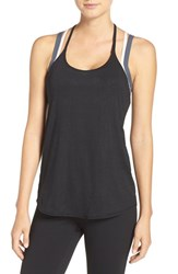 Zella Women's 'Elevate' Cross Back Tank