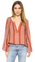 Free People Against All Odds Top Desert Sunset