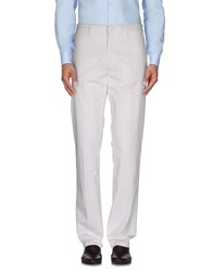 Guess By Marciano Trousers Casual Trousers Men White