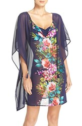 Tommy Bahama Women's Floral Cover Up Tunic