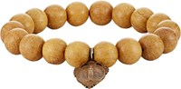 Miracle Icons Charm Bracelet Nude