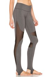 Alo Yoga Coast Legging Gray