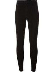 Steffen Schraut High Waisted Leggings Black