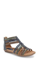 Women's Earth 'Bay' Leather Sandal 1' Heel