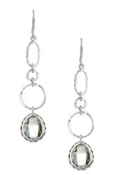 Lois Hill Green Amethyst Rings And Green Amethyst Teardrop Drop Earrings