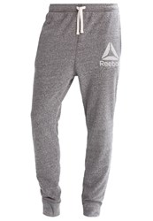 Reebok Tracksuit Bottoms Grey